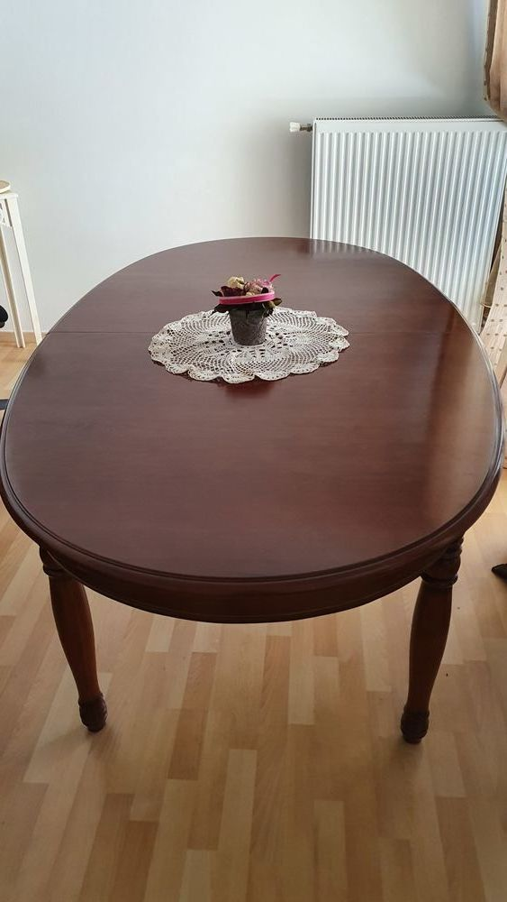 Table ovale en merisier massif 250 Strasbourg (67)