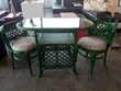 Table ovale en rotin + 2 fauteuils Toulouse (31)