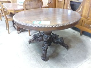 Table ovale style Henri II 150 Toulouse (31)