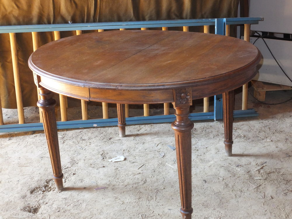 Table ovale 120 Saint-Sève (33)