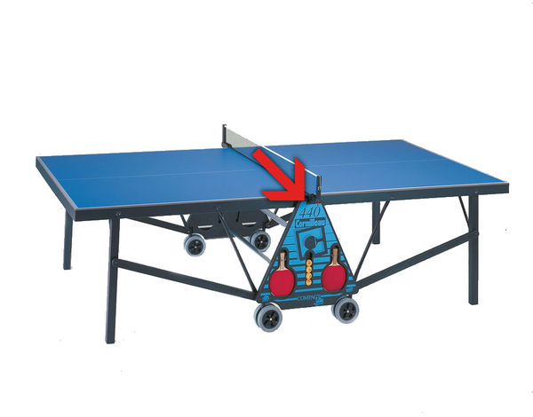 Tennis table ping pong cornilleau d occasion - Table de ping pong exterieur occasion ...