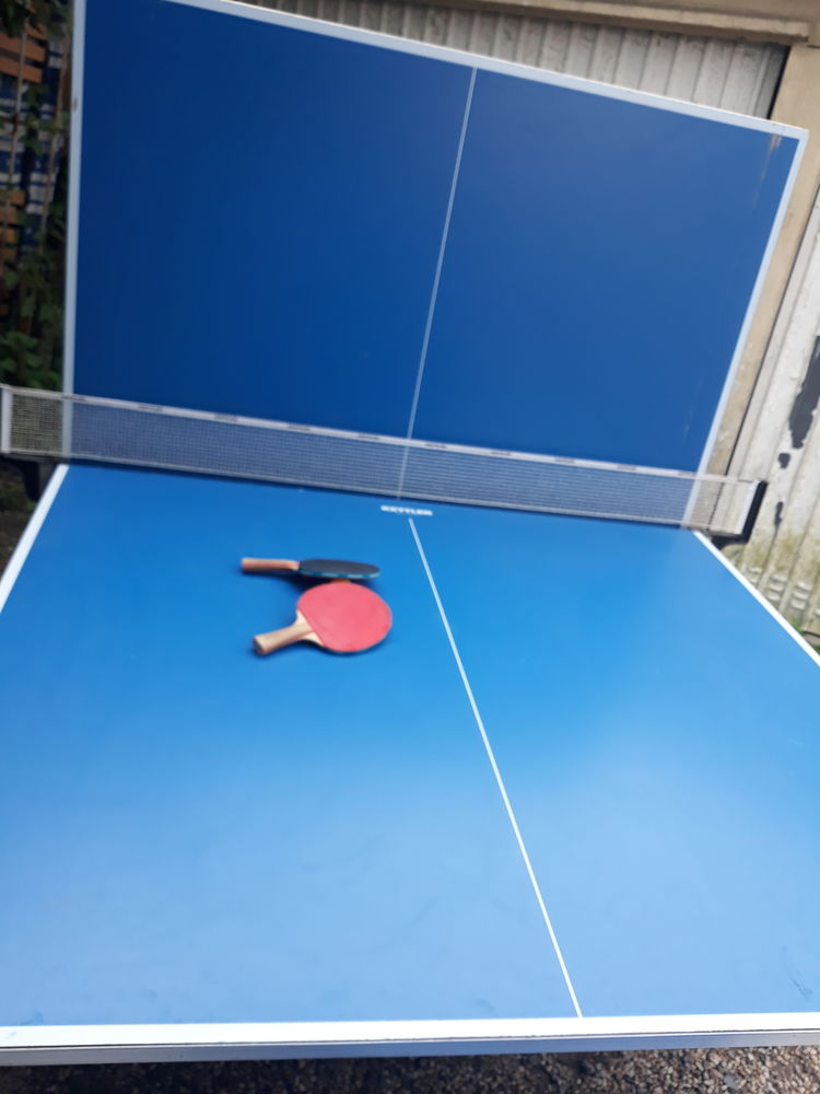 Table de ping pong Occasion Sports