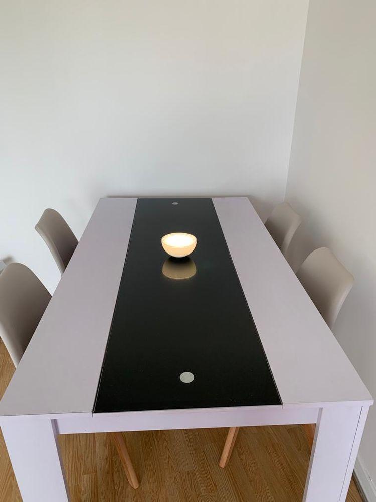 Table 6 places blanche/ noir  100 Plaisir (78)