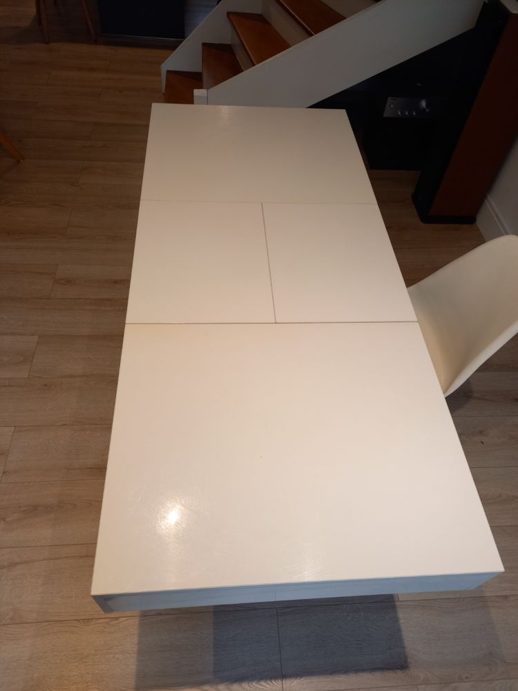 Table pliable blanche  120 Champigny-sur-Marne (94)