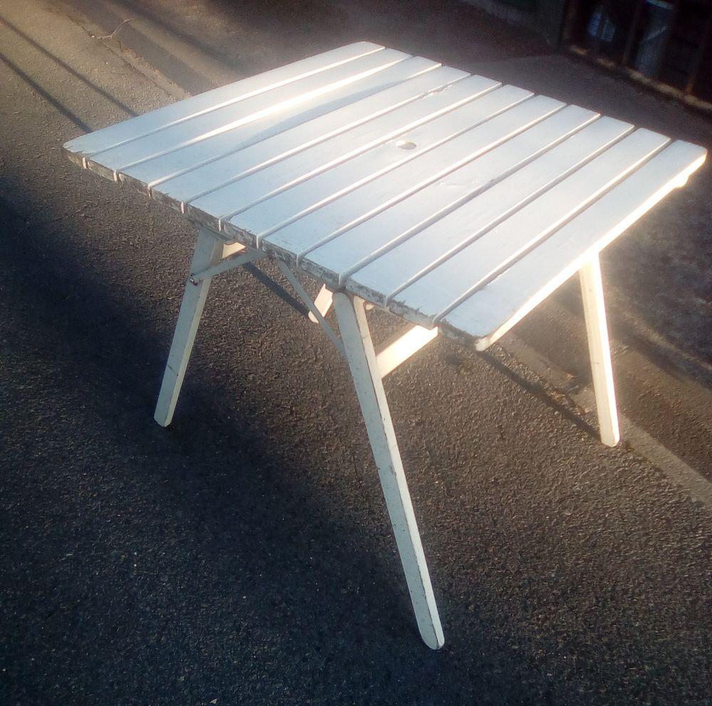 table pliable en bois 80 x 80 cm 30 Beauchamp (95)