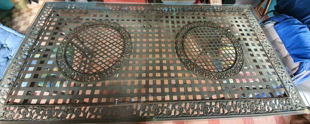 Table pliante en Métal forgé 600 Saint-Nicolas-de-Sommaire (61)