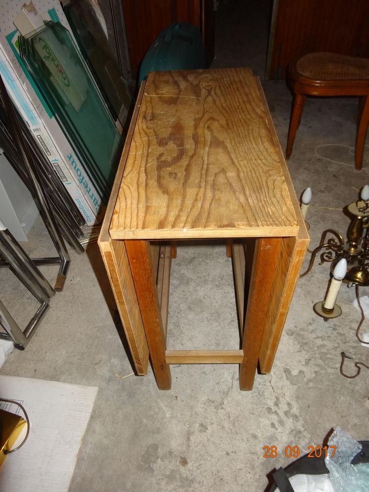 table pliante - Ikea Mange Debout1539