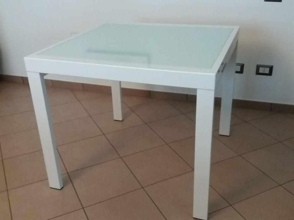 Table à rallonge 6 personnes + 4 chaises 190 Bièvres (91)