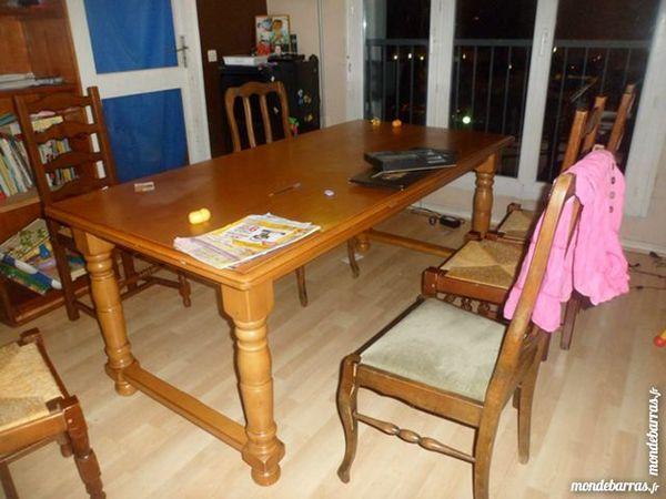 table à rallonge 50 Dammarie-les-Lys (77)