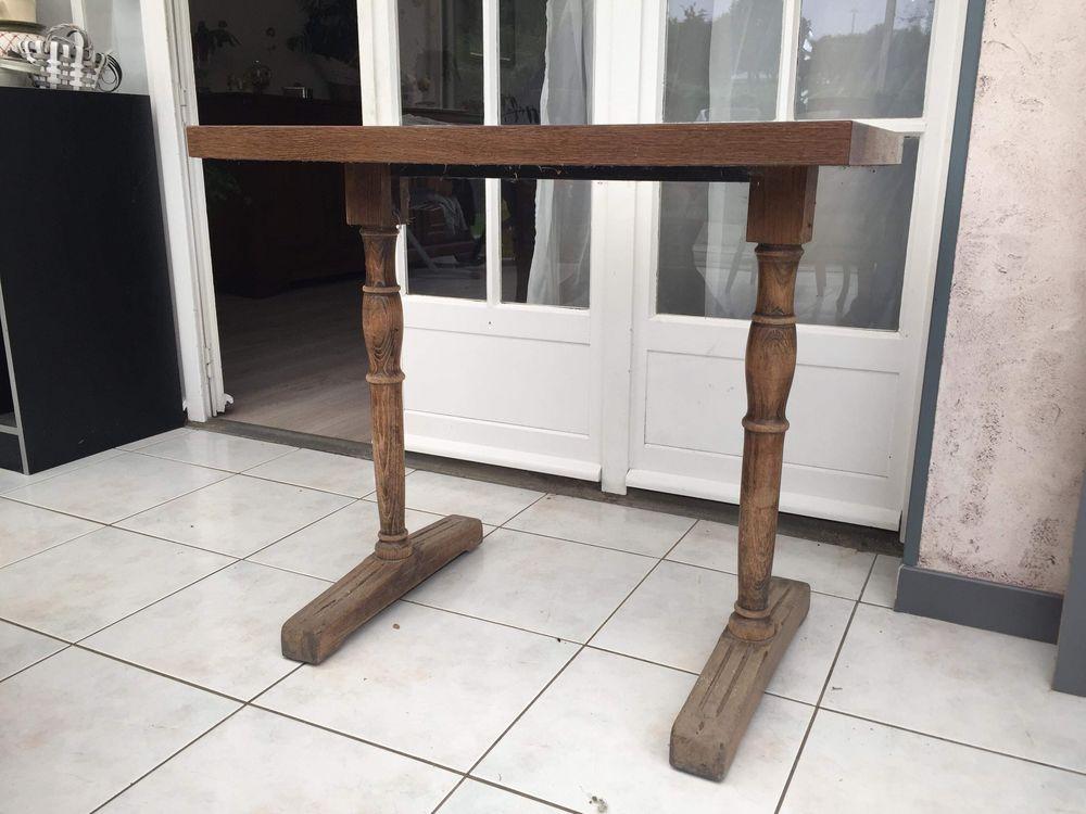 table rectangle bois Henri Julien 0 Rouvroy (62)