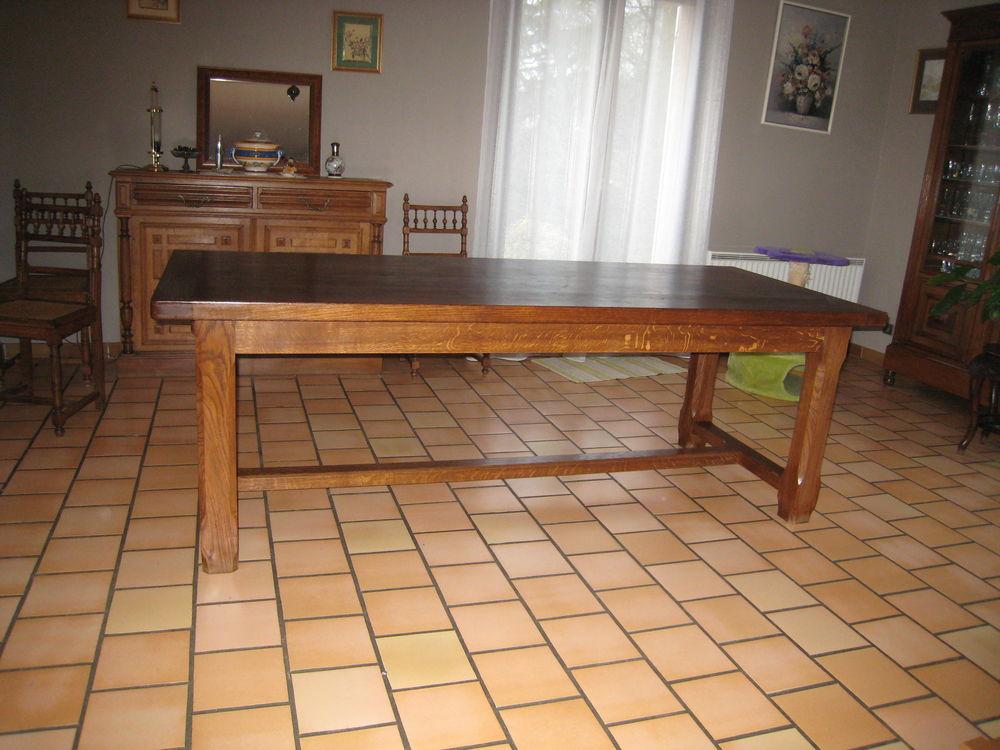 Table rectangulaire 600 Saint-Yon (91)