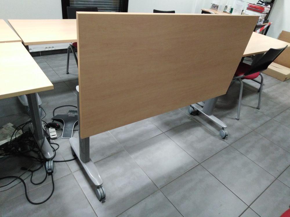 table de réunion en bois  basculante sur roulette 160 Villeurbanne (69)