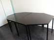 table de réunion en bois 6 personne  modulable