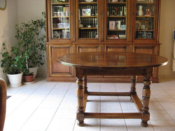 Table Ronde 1m30 150 Villedieu-la-Blouère (49)