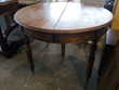 Table ronde + 2 allongés style Louis Philippe Toulouse (31)