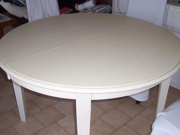 tables ronde occasion dans la sarthe 72 annonces achat. Black Bedroom Furniture Sets. Home Design Ideas