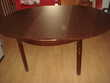 TABLE RONDE AVEC RALLONGE Roujan (34)