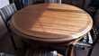 Table ronde en bois Gratuit à emporter Meubles