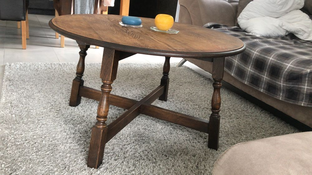 Table ronde en bois  50 Sierentz (68)