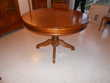 table ronde +4 chaises Meubles