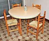 Table ronde de cuisine 150 Saint-Gély-du-Fesc (34)