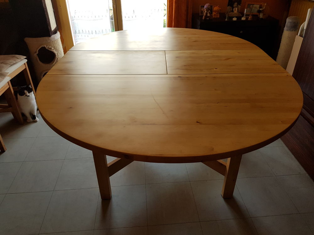 Table Ronde Ikea Extensible.Table Ronde Ikea