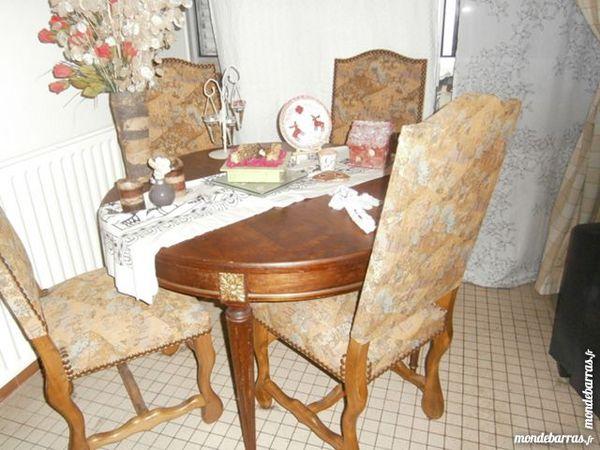 Achetez table ronde occasion annonce vente carbon blanc 33 wb15285 - Vendre ses meubles anciens ...