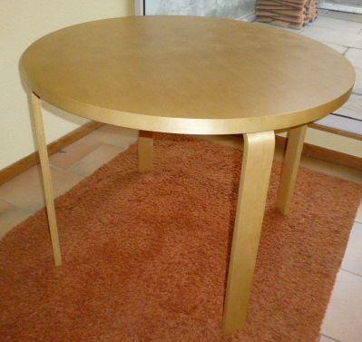 Table ronde 100 cm neuve 150 Gruissan (11)