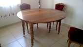 Table ronde en noyer 400 Montpellier (34)