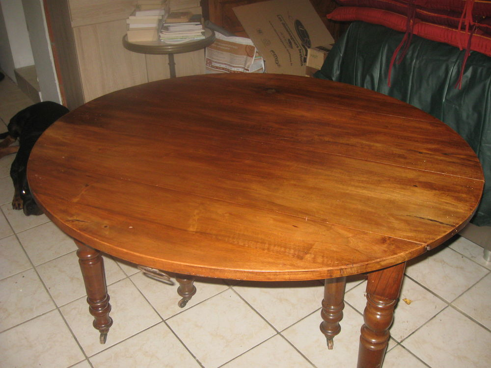 TABLE RONDE 6 PIEDS 300 Fargues (40)