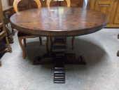 Table ronde rustique + 3 allonges 150 Toulouse (31)