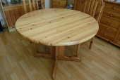 Table ronde salle à manger et chaises 80 Rosny-sous-Bois (93)