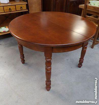 tables ronde occasion dans la loire 42 annonces achat et vente de tables ronde paruvendu. Black Bedroom Furniture Sets. Home Design Ideas