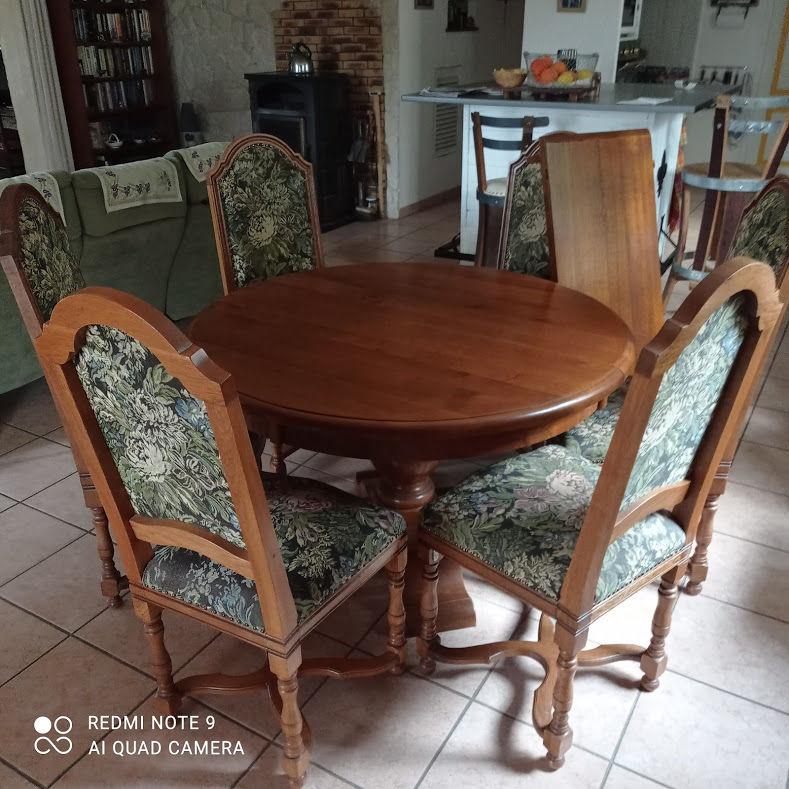 table ronde  300 Vidauban (83)