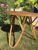 Table Rotin 70 Paris 19 (75)