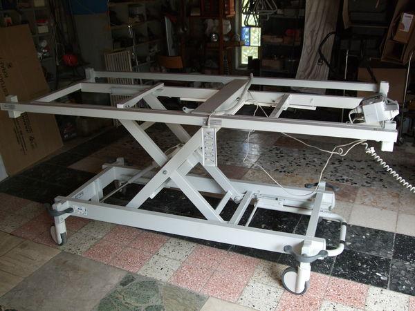 Table roulante élévatrice Bricolage