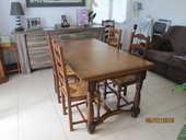 table sale a manger et chaises 0 Dombasle-sur-Meurthe (54)