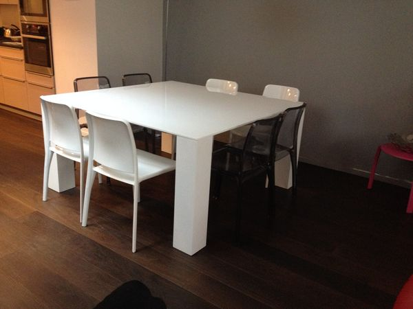Achetez table fly salle occasion annonce vente rennes for Table salle a manger 8 couverts