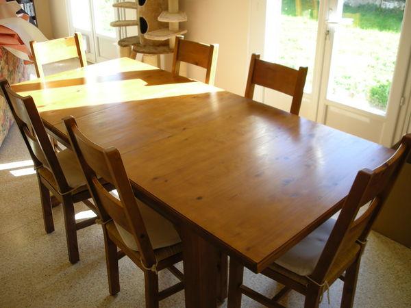 Achetez Table Salle A Manger Quasi Neuf Annonce Vente A Sommervieu