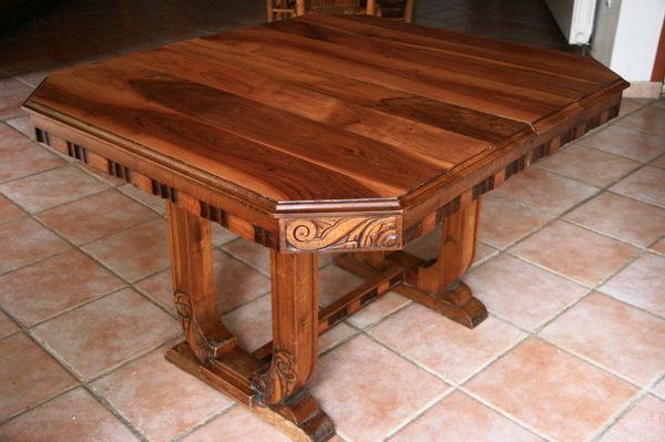 Achetez table de salle occasion annonce vente for Service de table art deco