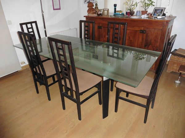 table salle manger mobilier de france