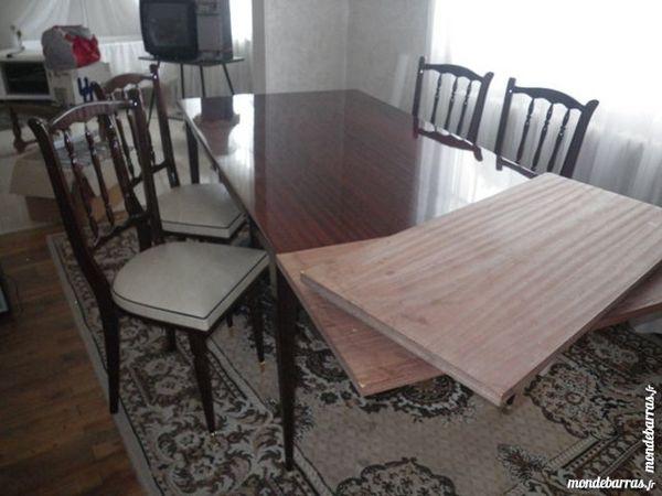 salles manger occasion pontch teau 44 annonces achat et vente de salles manger. Black Bedroom Furniture Sets. Home Design Ideas