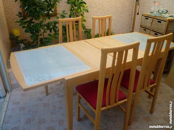 table salle à manger plus 4 chaises 240 La Verpillière (38)
