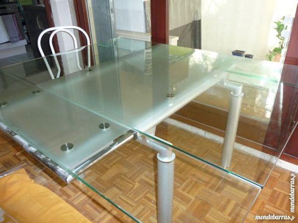 Table de salle à manger Verre 250 Martigues (13)