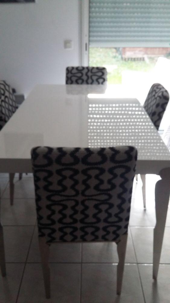 table de salle à manger + 4 chaises 300 Bayonne (64)