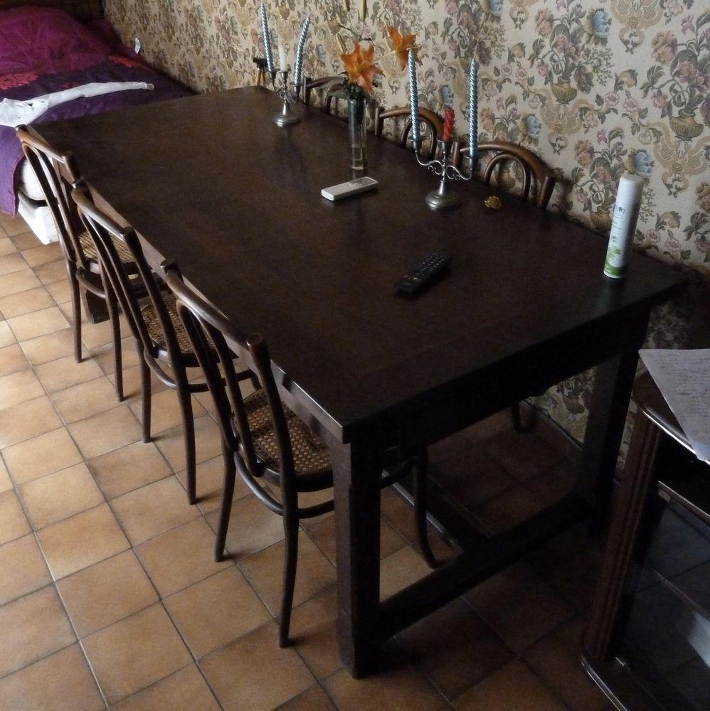 Achetez table salle manger occasion annonce vente for Salle a manger occasion