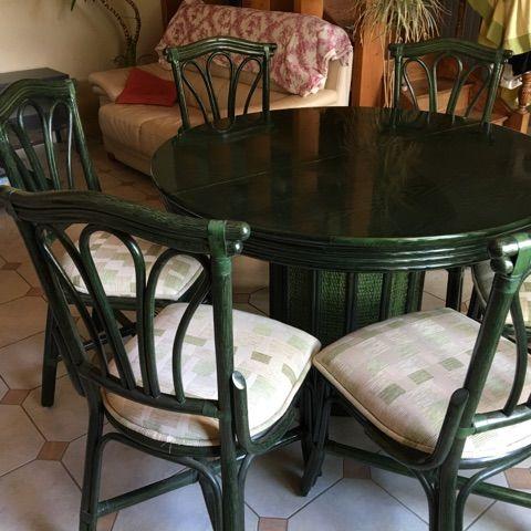 table de salle à manger extensible 650 Saint-Guen (22)