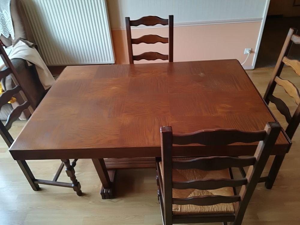 Achetez table salle manger occasion annonce vente le for Table de salle a manger occasion