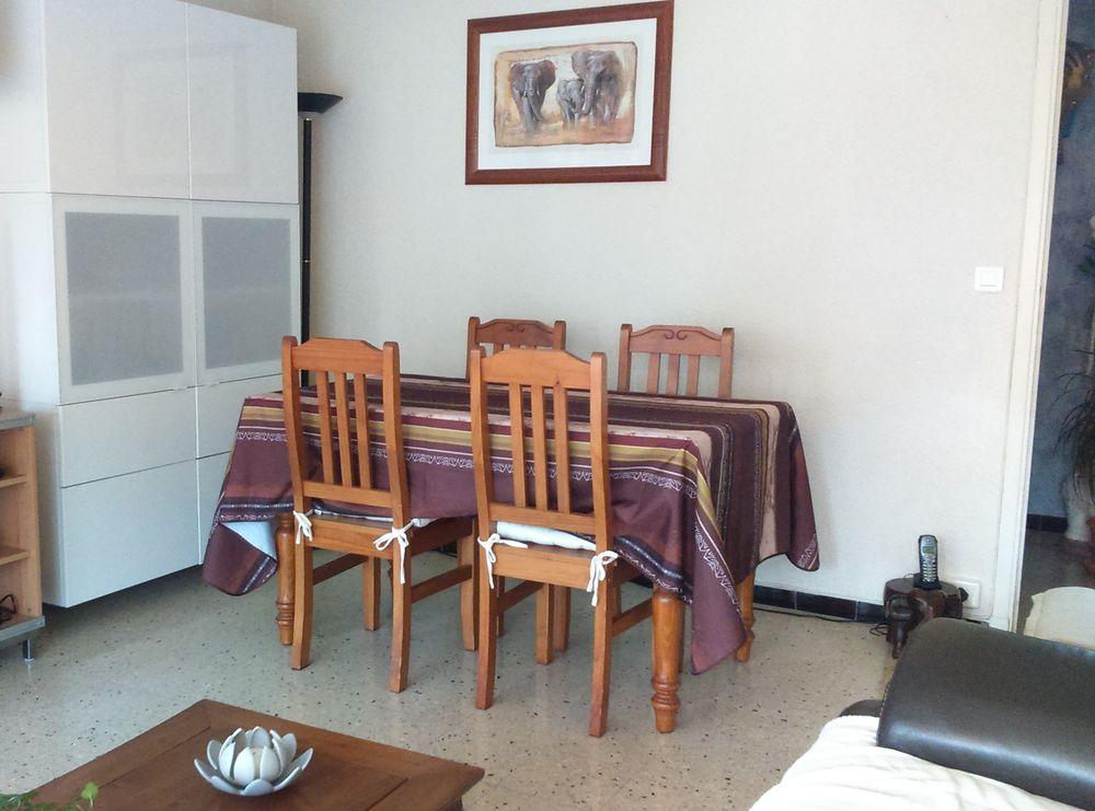 Table en pin de salle à manger 90 Mandelieu-la-Napoule (06)