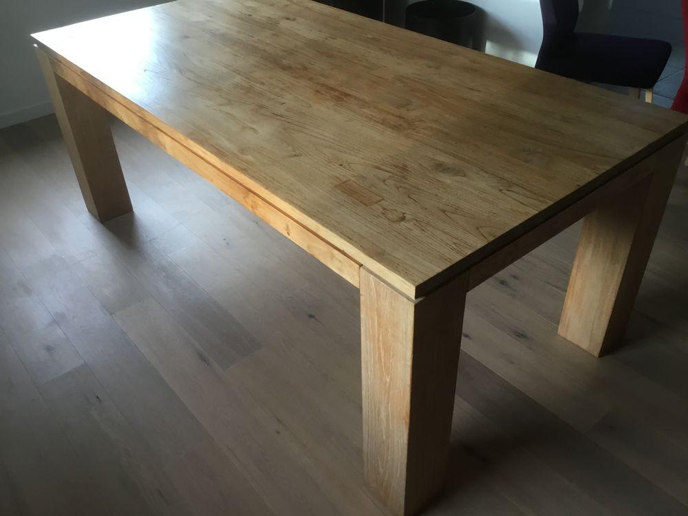 table salle à manger teck massif 0 Vannes (56)